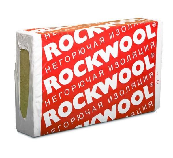 Фото - ROCKWOOL Фасад Баттс 1000*600*100 (1,2м2) (0,12м3)