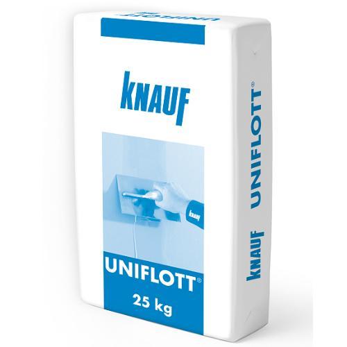 Фото - Шпатлевка гипсовая Кнауф Унифлот 25 кг