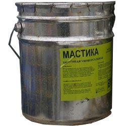 Фото - Мастика битумная 20 кг
