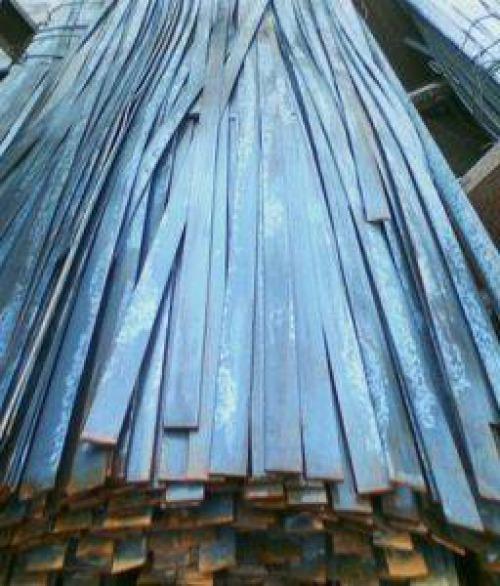 Фото - Полоса стальная, ширина 80мм. (1 м.п.)