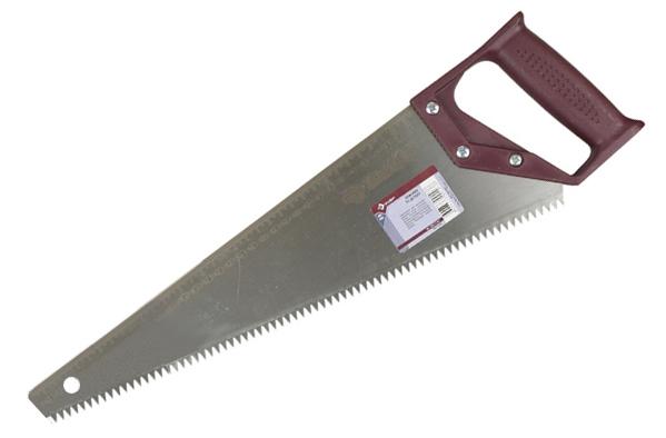 Фото - Ножовка по дереву 500мм, каленая