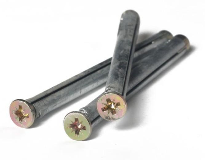 Фото - Металлический рамный дюбель М8х172