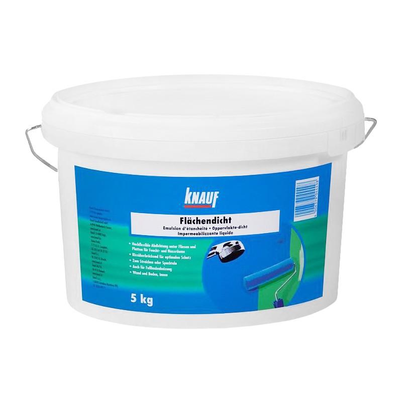 Фото - Гидроизоляция Knauf Флэхендихт водная дисперсия 5 кг