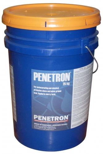 Фото - Пенетрон гидроизоляция 25 кг