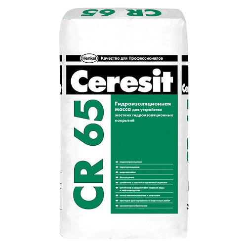 Фото - Церезит (CERESIT) CR 65 25 кг