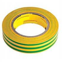 Фото - Изолента 15ммх20м желто-зеленая