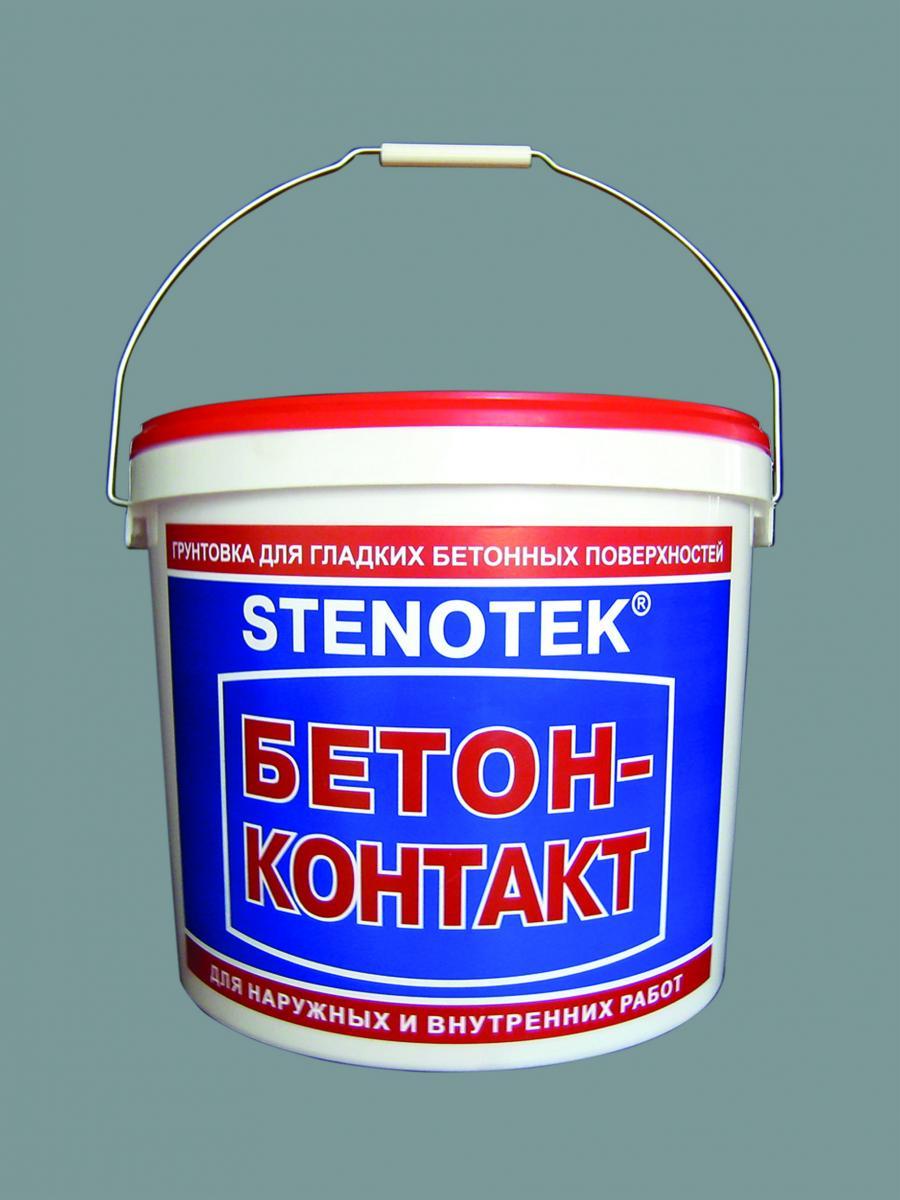 Фото - Бетоноконтакт STENOTEK (мелкий) 20 кг.