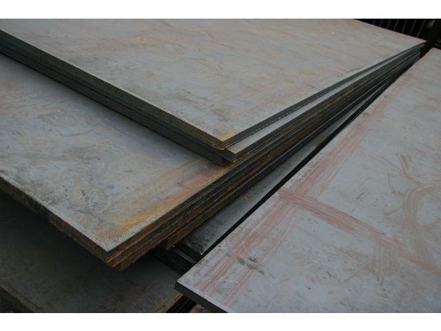 Фото - Лист стальной  10 мм 1250х6000мм (1м2)