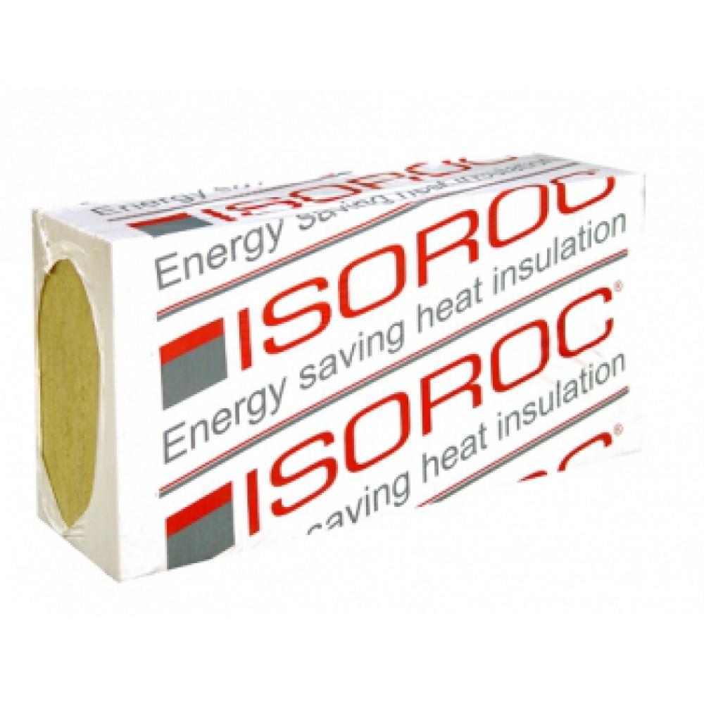 Фото - Утеплитель ISOROC изолайт 1000*500*50 (4м2) (0,2м3)