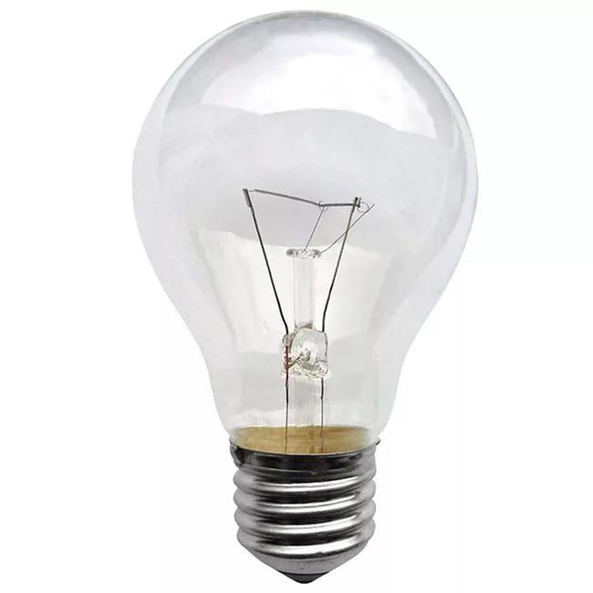 Фото - Лампа накаливания 75 вт