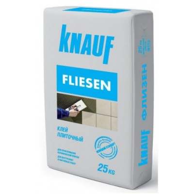 Фото - Клей для плитки Knauf Флизен 25 кг