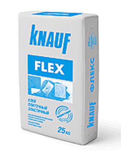 Фото - Клей плиточный Кнауф-Флекс/Knauf Flex 25 кг.