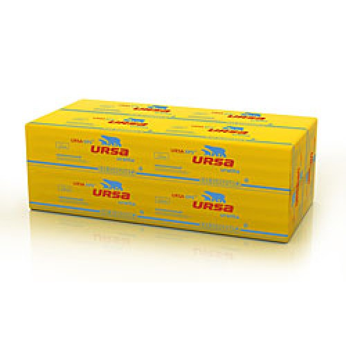 Фото - URSA XPS 1252*600*50 (5,25м2) (0,2625м3)